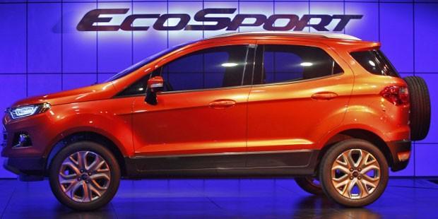 novo ford ecosport (Foto: Adnan Abidi/Reuters)