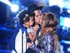 Beyoncé se emociona com a presença da filha em premiação