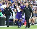 """Treinador do Orlando City lamenta  lesão de Kaká: """"Parece ser muito séria"""""""