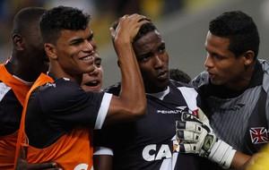 thalles vasco x botafogo (Foto: Marcio Alves/Agência Globo)