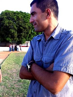 Bechara: 'se precisar, entro em campo' (Foto: Diego Morais / Globoesporte.com)