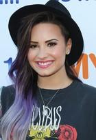 Do verde ao lilás: veja as famosas que apostaram no cabelo colorido