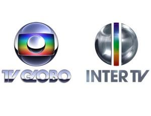 Globo + Inter TV (Foto: Reprodução / Inter TV)