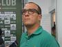 """Diretor de futebol classifica eliminação do Coritiba como """"vergonhosa"""""""