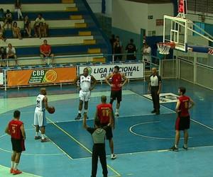 Rio Claro x Sport - Liga Ouro de basquete masculino (Foto: Marlon Tavoni/EPTV)