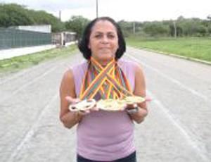 Professora Irenita, da UEPB (Foto: Divulgação)
