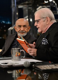 Sila da Conceição lança livro (TV Globo/Programa do Jô)