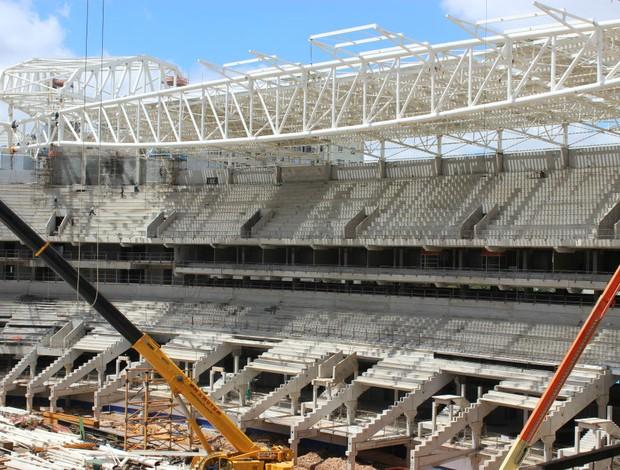Allianz Parque, Arena Palestra, Palmeiras (Foto: Divulgação / WTorre)