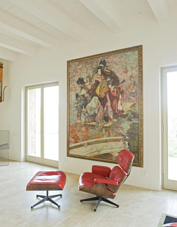 Casa Cennano (Foto: Andrea Wyner / The New York Times)