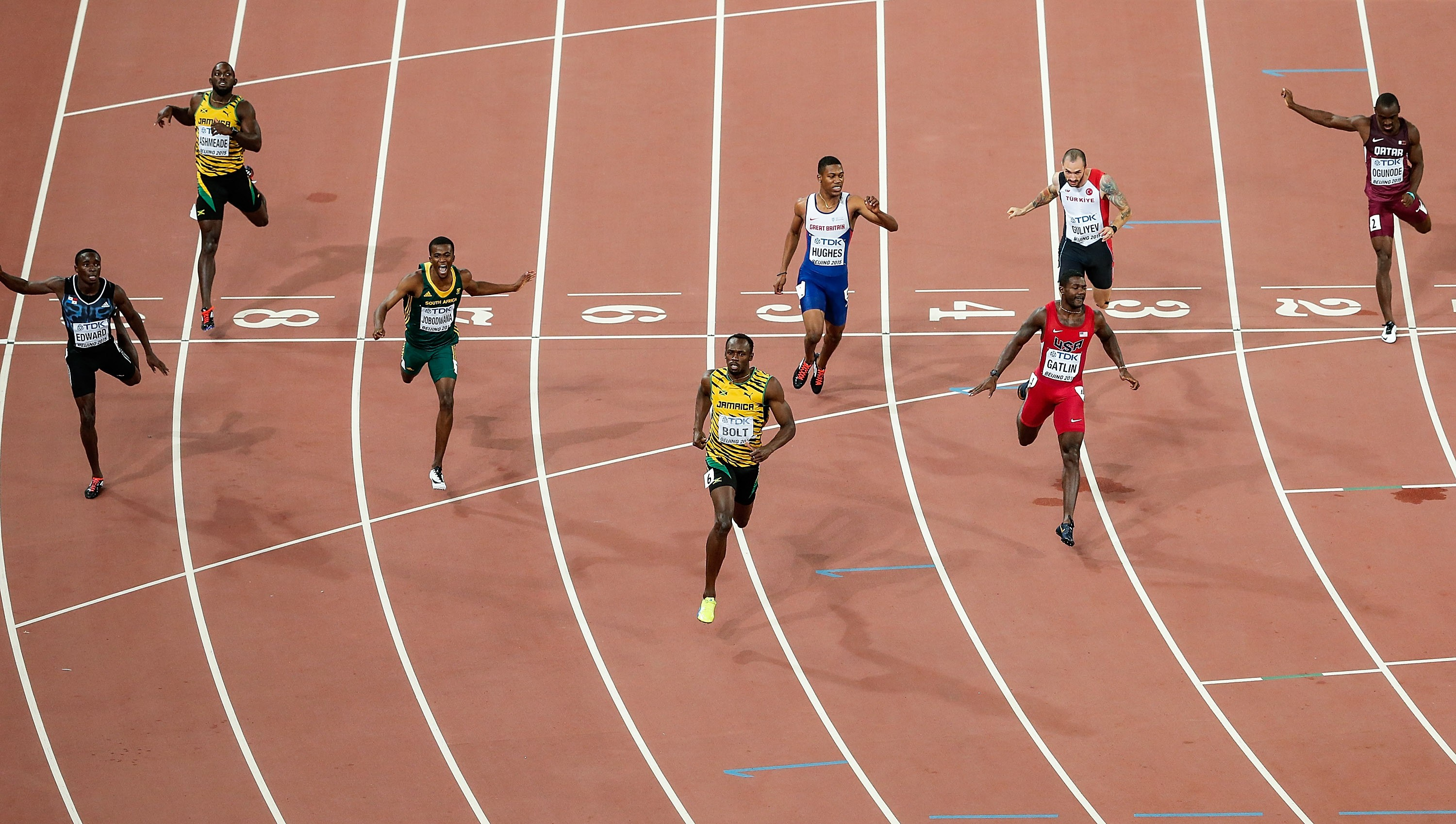 Usain Bolt (Foto: gettyimages)