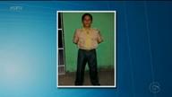 Menino de 12 anos morreu depois que uma âncora caiu em cima dele