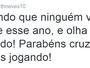 Aguardando pela estreia e empolgado, Thiago Neves profetiza ano da Raposa