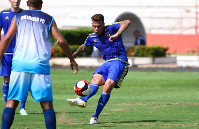 bernardo botafogo-sp (Foto: Rogério Moroti/Ag. Botafogo)