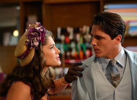 Por amor a Braz, Diana diz que largará o dancing e Severo