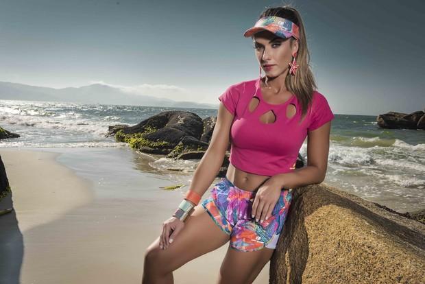 Nicole Bahls (Foto: Divulgação / Zero Açucar)