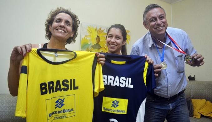 Família de Rafael Camargo (Foto: Daniela Ayres)