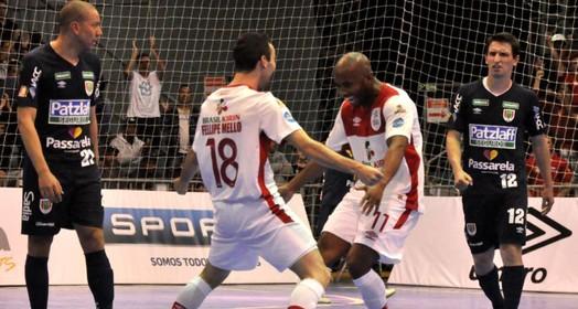 importante (Divulgação / Futsal Brasil Kirin)