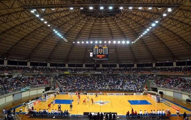 Ginásio Arena do Sabiazinho (Foto: João Pires/LNB)