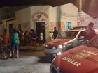 Homem é morto a tiros dentro de bar na Ponta Grossa, em Maceió