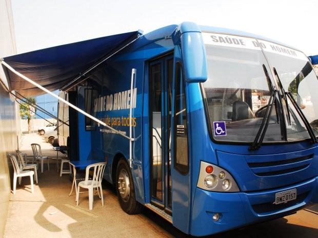 Ônibus do Homem (Foto: Zaqueu Proença)