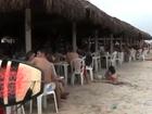Segundo a Polícia, 100 mil turistas ainda curtem a 'virada' no Litoral