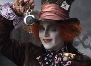 Filme de Tim Burton traz a já tradicional dobradinha: Jhonny Depp e Helen (Foto: Divulgação)