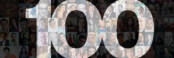 Os 100 mais influentes do Brasil em 2013 (Foto: reprodução)