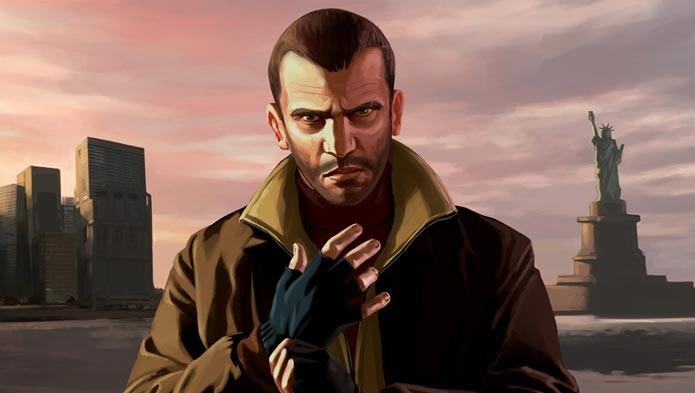 Grand Theft Auto 4 (Foto: Divulgação)