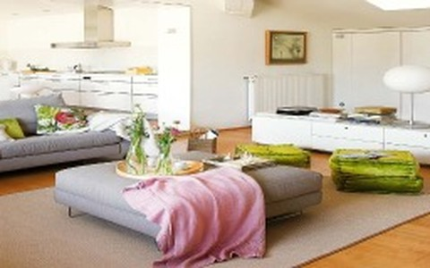Cores transformam o ambiente da sua casa