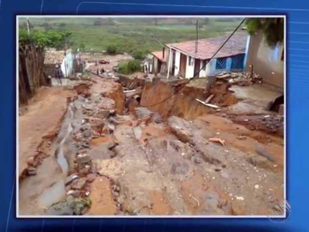 Barra do Choça (Foto: Reprodução/TV Bahia)