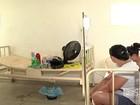 Hospital de São Pedro da Água Branca não tem água nem alimentos