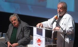 Lula diz que voltou a 'voar' mais uma vez e que agora vai 'incomodar'