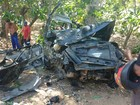 Acidente com veículo deixa mortos e feridos na AL-105 Sul, em Coruripe