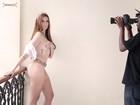 Ex-BBB Tamires volta ao Paparazzo com 9kg a menos: 'Estou um mulherão'