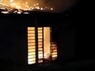 Vizinho retira três crianças de casa incendiada no sudeste do Tocantins