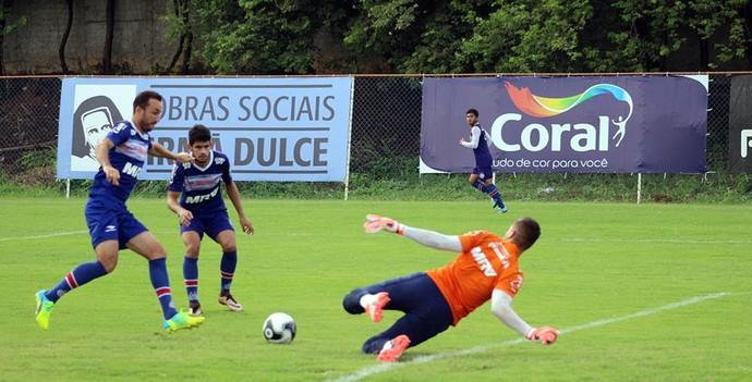 Bahia; treino; Fazendão; Thiago Ribeiro; Jean; Zé Roberto (Foto: Divulgação/E.C. Bahia)