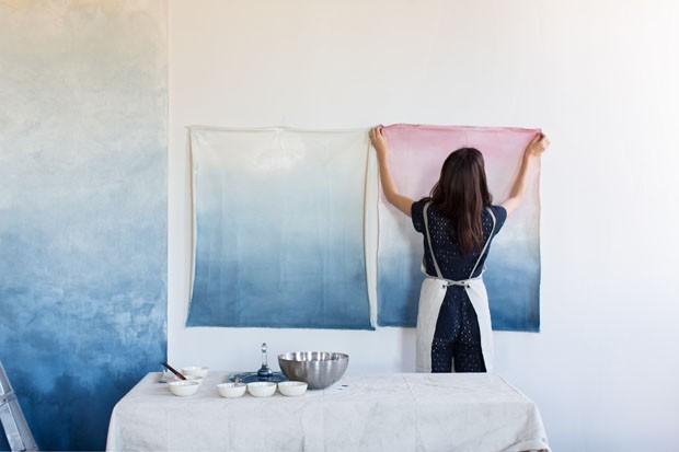 Colaboração criativa entre os designers Lex Pott e Calico Wallpaper (Foto: Lauren Coleman / divulgação)