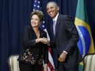 Dilma diz que crise diplomática com EUA é 'uma questão do passado'
