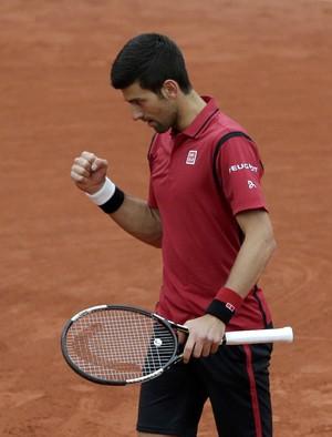 Novak Djokovic Roland Garros (Foto: Reuters)