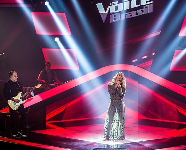 Musical Claudia Leitte 1 - Audição 2 (Foto: Isabella Pinheiro/TV Globo)