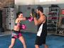 Mariana Rios mostra treino intenso de Muay Thai