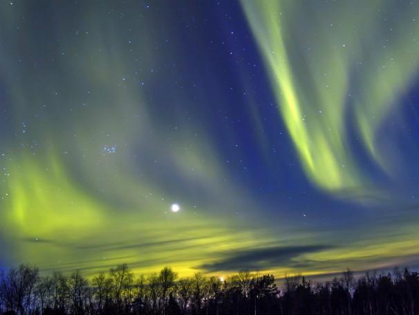 Quero saber - Aurora Polar (Foto: Thinkstock/GettyImages)