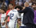 Após passar por exames, Marcelo tem lesão muscular de grau 2 confirmada