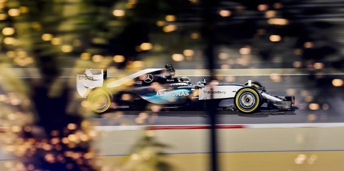 Lewis Hamilton, Mercedes, treino classificatório, GP do Bahrein, Fórmula 1 (Foto: EFE)