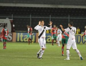 gol Ponte Preta x Portuguesa (Foto: Denny Cesare / Ag. Estado)
