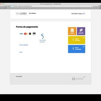 Plataforma oferece ferramentas para a gestão financeira das startups, com gerenciamento de fluxo de caixa e cadastro de fornecedores, entre outras opções (Foto: Divulgação)