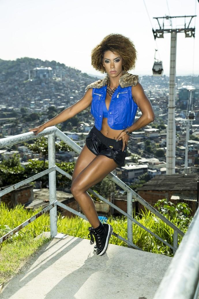 Olha as pernocas da bela! (Foto: Marcos Mello/MF Models)