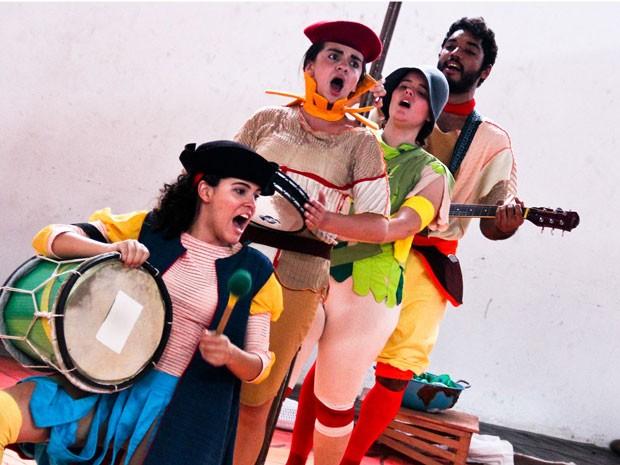 Peças e palestras abordam universo do teatro infanto-juvenil no Recife (Foto: Divulgação)