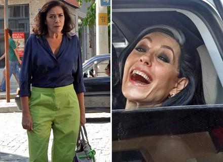 Final: Tereza Cristina desaparece com Pereirinha após naufrágio, mas ressurge