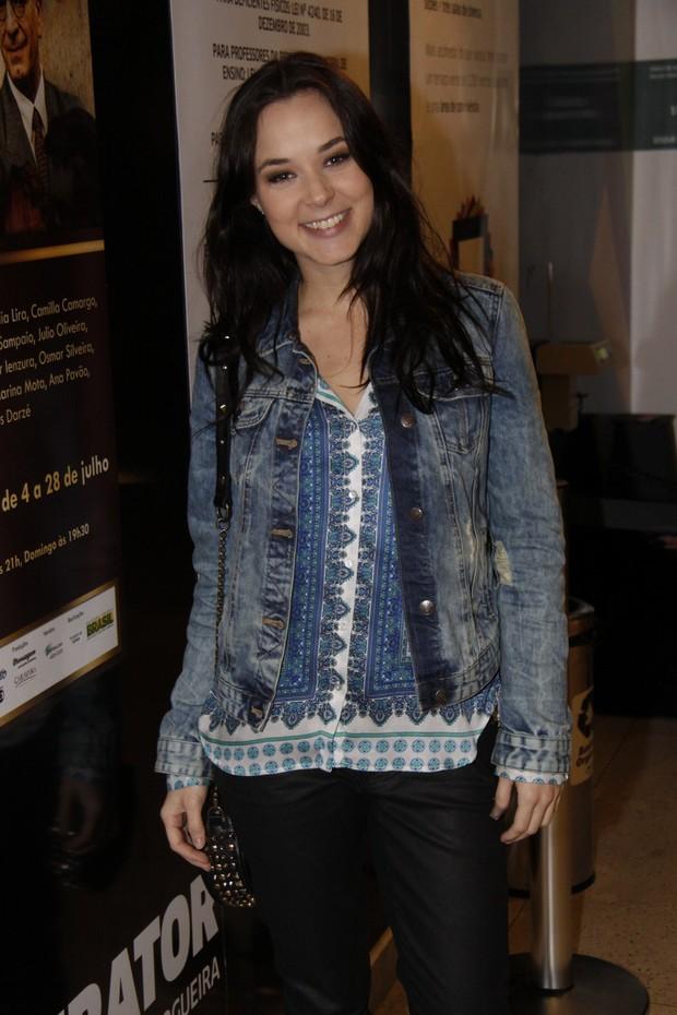 Juliana Lohmann (Foto: Felipe Assumpção / AgNews)